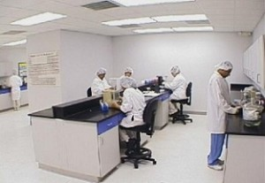 TEI laboratórium